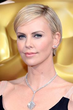 Oscars 2014 Charlize Theron