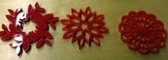 Custom Laser Cut Ornaments by Surface Grooves LLC   Hatch.co
