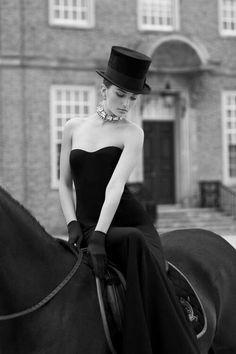 Elegant & Classy Lady