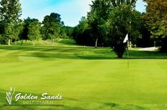 $20 for 18 Holes with Cart at Golden Sands Golf Course in Cecil near Green Bay ($45 Value. Expires December 31, 2016!)