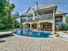 Spectacular Lake Norman Waterfront Home, NC