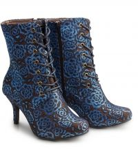 Vintage Victoriana Lace Boots