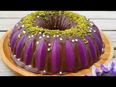 Doughnut, Birthday Cake, Make It Yourself, Desserts, Youtube, Bakken, Tailgate Desserts, Deserts, Birthday Cakes