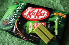 Wasabi Flavored Kit Kat. Japan. Beverages, Drinks, Coca Cola, Soda, Content, Japan, Kit, Snacks, Drinking