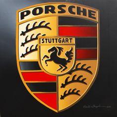 porsche logo   Porsche Logo