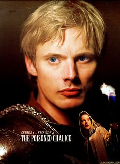Just watched this one. I love how Arthur was ready to jump right in and do the right thing for Merlin