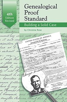 Genealogical Proof Standard by Christine Rose http://www.amazon.com/dp/0929626214/ref=cm_sw_r_pi_dp_pTmXvb1338GP9