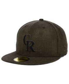 New Era Colorado Rockies All Brownie 59FIFTY Cap