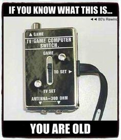 Agreed, I may be old bcuz I remember this contraption, but, those years were the BEST! My Childhood Memories, Sweet Memories, School Memories, 80s Kids, I Remember When, Oldies But Goodies, Ol Days, My Memory, The Good Old Days