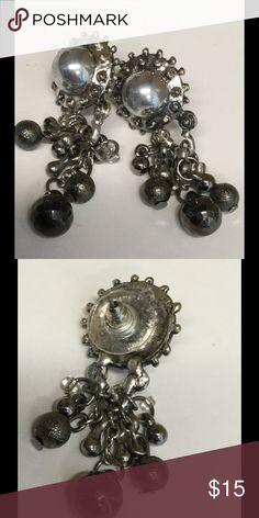 ♦️detailed drop earrings with beads Cute drop earrings Jewelry Earrings