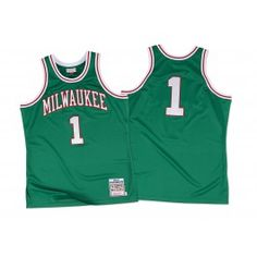 611b20e78 Oscar Robertson Authentic Jersey Milwaukee Bucks Mitchell   Ness Nostalgia  Co.