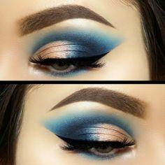 21 Gorgeous Eye Makeup Looks for Green Eyes > CherryCherryBeauty.com / annyt_k