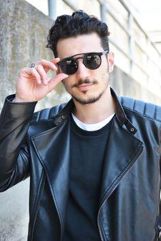 5W: Indie Retro P3 Dapper Fashion Round Sunglasses 9117
