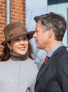 Crown Princess Mary, March 18, 2015 | Royal Hats