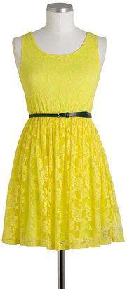 ShopStyle: Neon Lace Dress