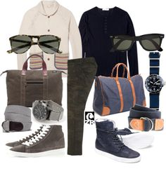 """2Dimensions of Camo-Cargo"" by zionraiment on Polyvore"