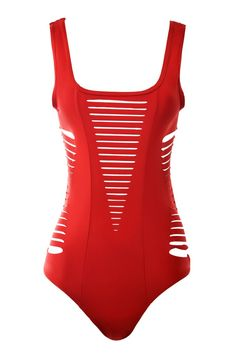 Love Yourself One piece Red – Fashion Effect Store