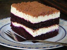Domowe ciasta i obiady: Ciasto Porzeczkowiec