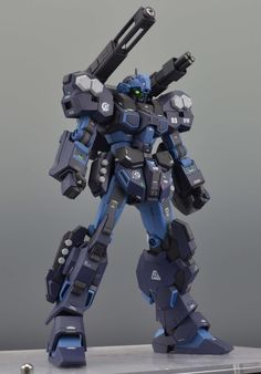 GUNDAM GUY: Jesta Cannon - Customized Build