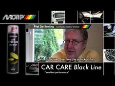 MOTIP Car Care Black - Air Refresher 'One Shot' (testimonial)  www.thebuzzcompany.be