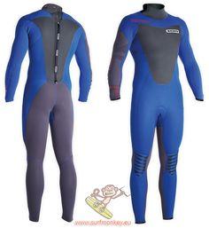 #ION#wetsuit#surfmonkey ...pre-night summer sky blue:)... - GBS seams - Tatex_protectors
