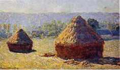 Les Meules, Claude Monet