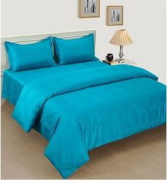 Shop fitted bed sheets online from WoodenStreet at the best prices and get up to 55% Off. King Size Bed Sheets, Fitted Bed Sheets, Bed Sheets Online, Bedding Sets Online, Pillow Covers Online, Wooden Street, Bed In A Bag, Buy Bed, Amazing Spaces