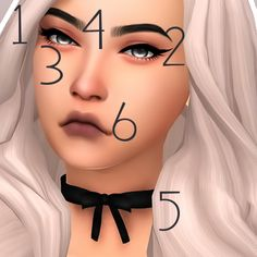 starbrightsims said: Hi there, wcif all the cc in your profile icon? Thank you :D Answer: 1. Angelic hair recolour by aveira sims 2. Sophia eyebrows mm version by alf-si 3. Steril eyes by eirflower 4....