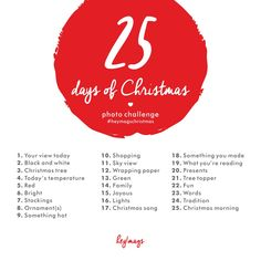 Christmas challenge 2016! https://www.facebook.com/designprojects/