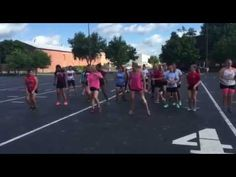 Goshen Color Guard Band Camp Dance Party 2016 - Whip and Ne Ne