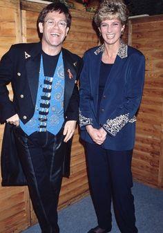 Princess Diana, 1993