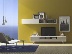 Salones / Living room http://www.decorhaus.es/es/ #muebles #Málaga