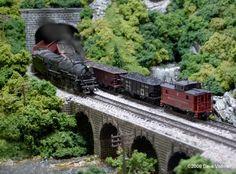Model Train Scenery | Muss, Cuss & Fuss RR 42 top notch plans - ... | Model Train Scenery