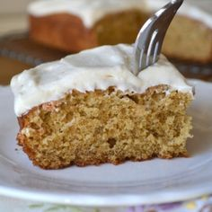 Banana Rum Cake by IcSrC
