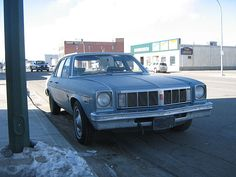 Oldsmobile Omega Wiki