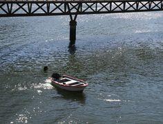 Sou barco .... abandonado! ... // Rio Douro. Porto mira-gaia 2008 julho // Fto Olh 01 044 Sou barco .... abandonado! ... 20080819 0300
