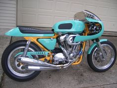 1995 Harley Davidson Sportster 883cc Converted to 1200cc by Moto Nisto