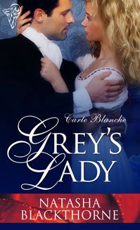 """***ON SALE!***   """"Wickedly hot..."""" GREY'S LADY. He fascinated her. She wanted him. She seduced him. She had him. Now she's ready to go her own merry way. But he's determined to possess her, body and soul. What can bring a ruthless, powerful gentleman to his knees?     Erotic Historical Romance Set in Regency Era America.  $3.27 for a limited time."""