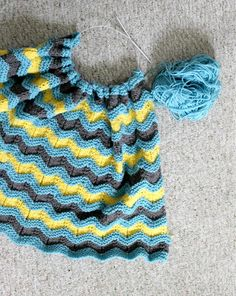 Knit Baby Afghan Pattern