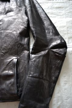 CAROL CHRISTIAN POELL SCARSTITCH LEATHER BLACK 46 | Import Workwear