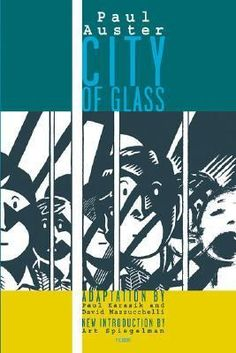 City of Glass by Paul Auster http://libcat.bentley.edu/record=b1147113~S0