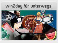 #win2day für Unterwegs auf Ihre #mobile Endgerät. Jetzt holen und spielen!