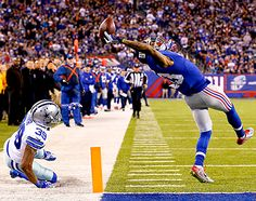 Odell Beckham Jr. Makes One-Handed Catch: Celebrities React, Memes - Us Weekly
