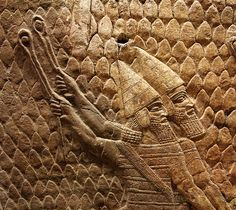 Assyria: Siege of Lachish. Lachish was one of the chief cities of the kingdom of Judah in the southern Levant and in 701 BC it was captured by the Assyrian King Sennacherib (704-681 BC). The siege followed the refusal of Lachish to pay tribute to the Assyrian Empire (based in modern northern Iraq) and is mentioned in the Bible. Assyrian c. 700-692 BC Stone panels from the South-West Palace Nineveh. (modern northern Iraq)