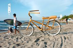 Bamboo Bike from Bambike