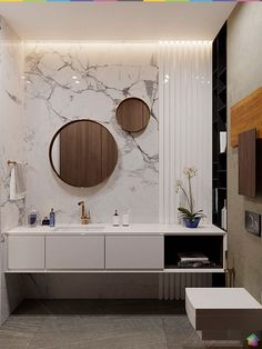 Give a stunning makeover to your bathroom vanities with these amazing Bathroom Remodel DIY Ideas, diy small bathroom and diy bathroom projects. Budget Bathroom Remodel, Shower Remodel, Bathroom Remodeling, House Remodeling, Remodeling Ideas, Bad Inspiration, Bathroom Inspiration, Simple Bathroom, Modern Bathroom