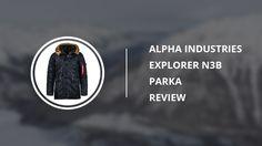 Alpha Industries Explorer N3B Winter Parka for Men - Review