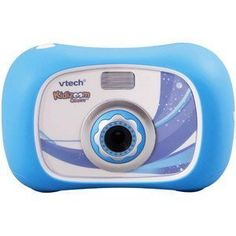 Vtech Kidizoom Camera Light Blue Easy-to-grip camera megapixel resolution Includes built-in photo editor and 2 games of built-in memory (stores photos) Built-in photo editor Top Christmas Toys, Christmas Gifts, View Photos, Edit Photos, Preschool Games, Video Camera, Fujifilm Instax Mini, Taking Pictures, Fun Games