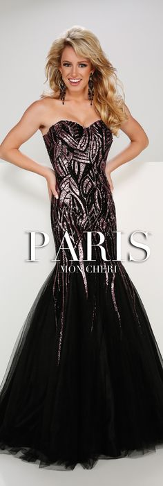 Paris by Mon Cheri Spring 2016 - Style No. 116753 #promdresses