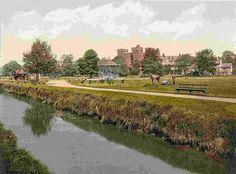 latest addition The park, Taunton
